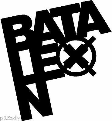 2 BATALEON Snowboard Decal Sticker Graphic *Colour Choice*