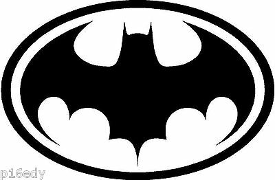 2 x BATMAN Snowboard Decal Sticker Graphic *Colour Choice*