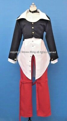 King of Fighters Iori Cosplay Costume Size M Human-Cos