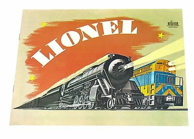 Lionel 1969 Consumer Train Catalog Mint NOS Original