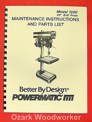 delta rockwell 17 900  14 040 16 5 quot  drill press operator s   parts manual 0202 Vintage Delta Drill Press delta drill press 17-900 owners manual