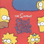CD SIMPSONS Sing The Blues NEAR MINT CANADA