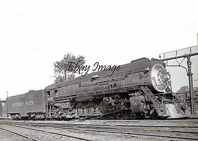 "Southern Pacific GS-6 # 4465   5"" x 7"" Photo"