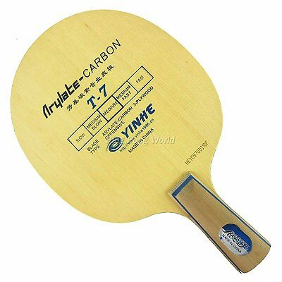 Galaxy T-7 Table Tennis Ping Pong Blade