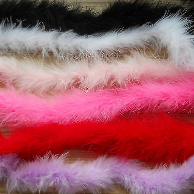 Marabou String - Boa- (Swansdown) Best Quality X 1M -Dont Be Fooled By Cheaper