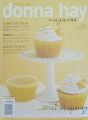 Donna Hay Magazine Issue 53 October/November 2010 - 25% Bulk Magazine Discount