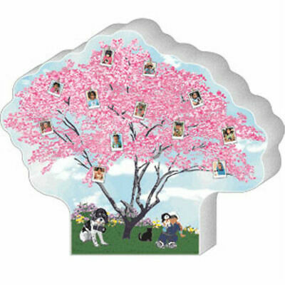 Cat's Meow Village Foto Dog Meets World Charity Tree #12-181 NEW *SHIPPING DISC*