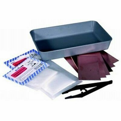 PCB Etching Kit to etch a circuit board include Tweezer Etchant 1 Year WARRANTY