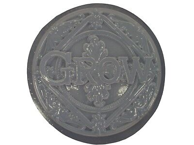 Grow Stepping Stone Plaster or Concrete Mold 1062 Moldcreations