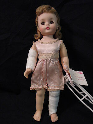 1958 Madame Alexander MaryBel Gets Well Doll 14 1/2""