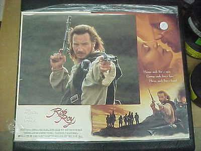 ROB ROY, orig sealed in plastic LCS (Ralph Fiennes, Jessica Lange)
