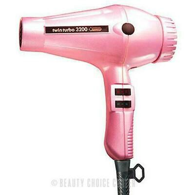 Turbo Power Twin Turbo 3200 Hair Dryer Pink