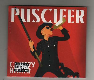 PUSCIFER  - Cuntry Boner - CD Single DIGIPACK - SIGILLATO!!!! MINT!!!
