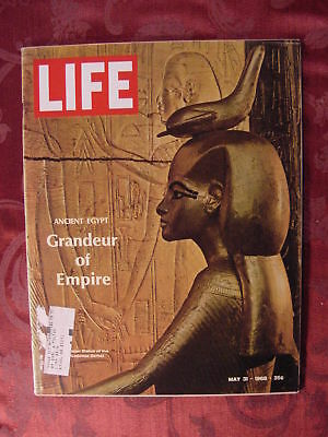 LIFE May 31 1968 5/68 ANCIENT EGYPT LUDMILA SAVELYEVA +