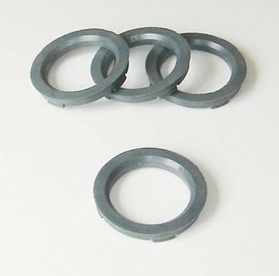 Centre Spigot Rings BK Racing 73.1 - 54.1mm to fit Toyota Celica 5 stud