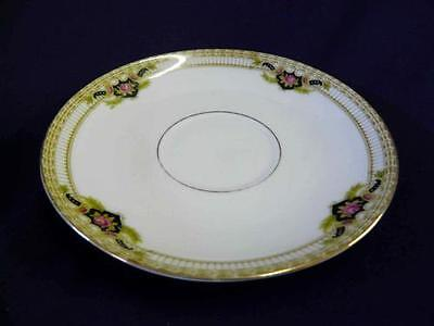 ROYAL BAYREUTH CHINA BELMONT PATTERN SAUCER ONLY