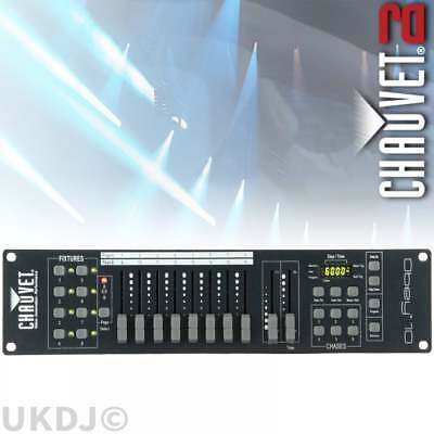 Chauvet Obey 10 Universal DMX Lighting Controller 128 CH Disco DJ Lighting Desk