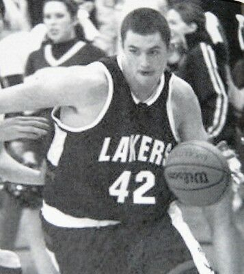 KEVIN LOVE 2006 Yearbook LAKE OSWEGO HIGH SCHOOL Oregon NBA ALL STAR CLEVELAND
