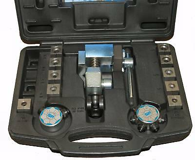 Vice Bench Mounted Automatic Brake Flaring Tool Master Kit from Sykes Pickavant