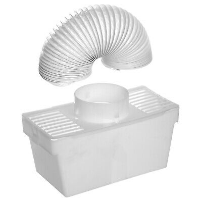 Tumble Dryer Condenser Vent Kit Box With Hose For Beko & Amica