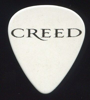 CREED  2002 Weathered Tour Guitar Pick!!! MARK TREMONTI custom concert stage #3