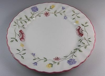 """JOHNSON BROTHERS SUMMER CHINTZ BREAD & BUTTER PLATE 6 1/4""""  - SET OF 6 PLATES"""