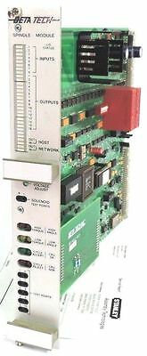 Beta Tech Bc-Fsc-072-001/bc-Null-011-001 Spindle Card Bcfsc072001 Repaired