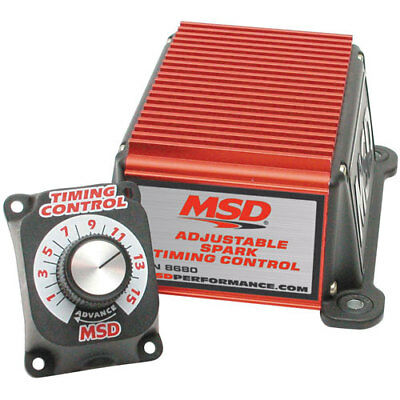 MSD Ignition 8680 Adjustable Timing Control For use with MSD Ignition Controls