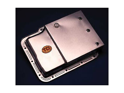 TCI 528321 Transmission Oil Pan Powerglide Steel