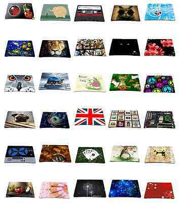 New Waterproof Anti-Slip Mouse Pad Mice Pad Mat Mousepad For Optical Laser Mouse