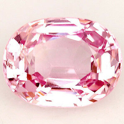Certified! Oval 2.20 Cts Natural Pink Spinel ! Ceylon