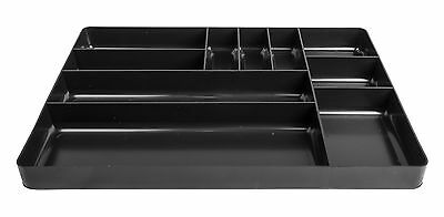 E5011 Ernst Toolbox Tray Drawer Organiser 10 Compartment Storage 11 X 16 X 1.5