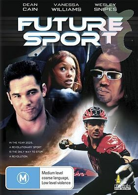 Future Sport DVD Wesley Snipes Dean Cain Vanessa Williams Brand New R4