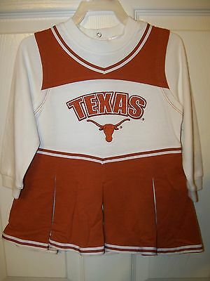Texas Longhorns One Piece Outfit Boys Girls Toddler Size 24 Months NWT    #0