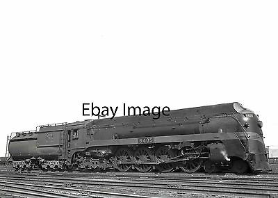 Grand Trunk Western IN in 1954-8x10 Photo Engine 6409 at South Bend GTW
