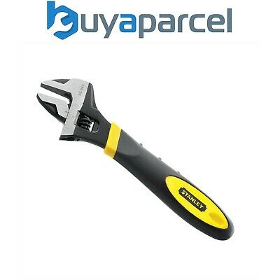 Stanley Adjustable Wrench 6in / 150mm Max Steel Dynagrip STA090947 0-90-947