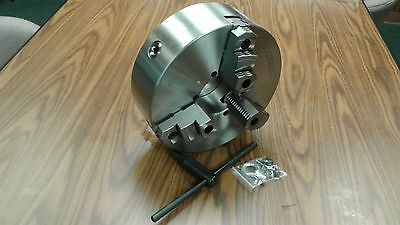 """12"""" 3-JAW SELF-CENTERING LATHE CHUCK D1-6 MOUNTING----new"""