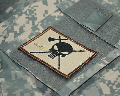 AFSOC COMBAT CONTROL DEATH on CALL TACP SHOULDER VELCRO PATCH: GRAW GHOST RECON
