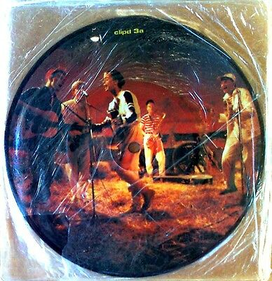 """HAIRCUT ONE HUNDRED - SKI CLUB b/w FANTASTIC DAY (LIVE) - 7"""" PICTURE DISC"""