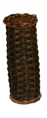 MANO PERCUSSION Woven Cylinder Shaker Ganza *NEW* 6¾ Inches Long Percussion