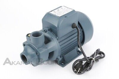 """Industrial 1HP Centrifugal Clear Water Pump 1"""" Electric Pond Pool 16GPM 3450RPM"""
