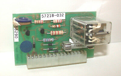 EDWARDS SYSTEM TECHNOLOGIES EST 5712B-032 Remote Station Reverse Polarity Module