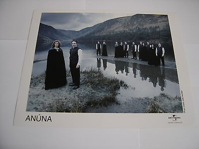 "ANUNA - 10"" x 8"" Promo Photo - Rapid Same Day Despatch"