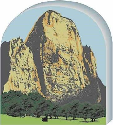Cat's Meow Village Utah Mt. Zion Great White Throne 07-421 NEW *Ship Discounts*