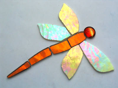 Mosaic Dragonfly Scrapbooking Art & Crafts supplies