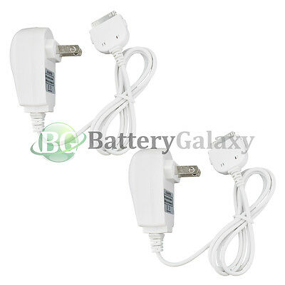 2x Home Wall AC Charger for Apple iPod Classic 1st 2nd 3rd 4th 5th 6th 7th Gen