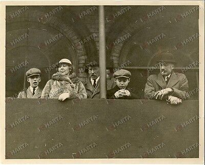 1936 UK LINCOLNSHIRE HANDICAP Henry George LASCELLES Earl of HAREWOOD *Photo