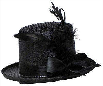Top Hat On Headband Mini Top Hat Dancers Top Hat Recital Mini Glitter 24610 bc42e6a48ab6