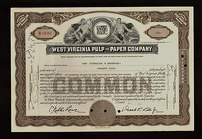 WEST VIRGINIA PULP AND PAPER (  MeadWestvaco Stamford) iss Catharine Gregware
