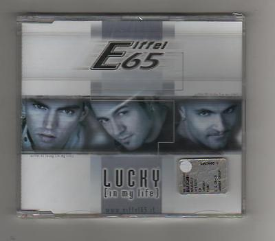 EIFFEL 65 - LUCKY IN MY LIFE - CDS 6 Tracks - ITALO DISCO - SIGILLATO MINT!!!